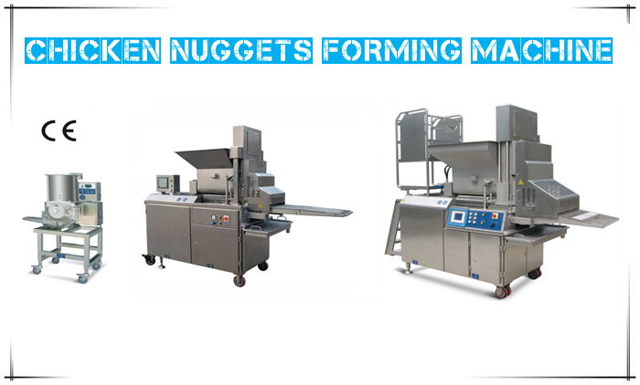 Pet Jerky Forming Machine