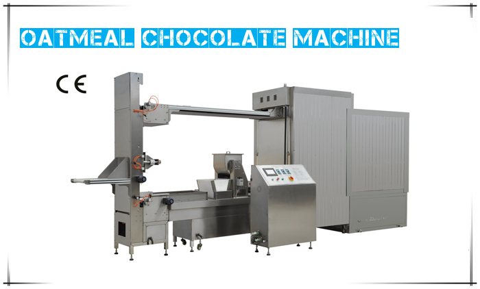 Oatmeal Chocolate Forming Machine