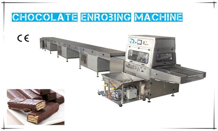 Chocolate Coating Machine