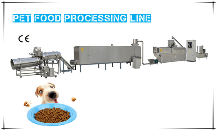 Pet Food Processing Line (Machine)