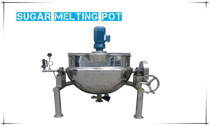 Sugar Melting Pot