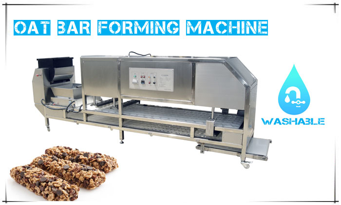 Protein Oat Bar Forming Machine